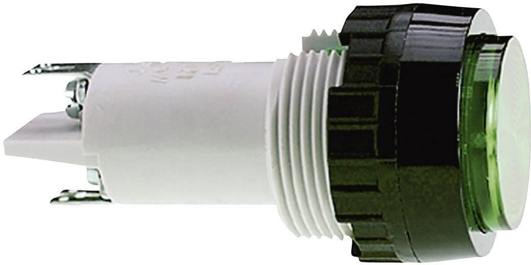 Pouzdro pro signalizační světla RAFI, červená (transparentní)