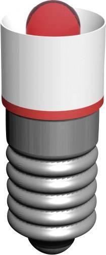 LEDžiarovka Signal Construct MEDE5503, E5.5, 18 V/AC, MEDE 5503, červená