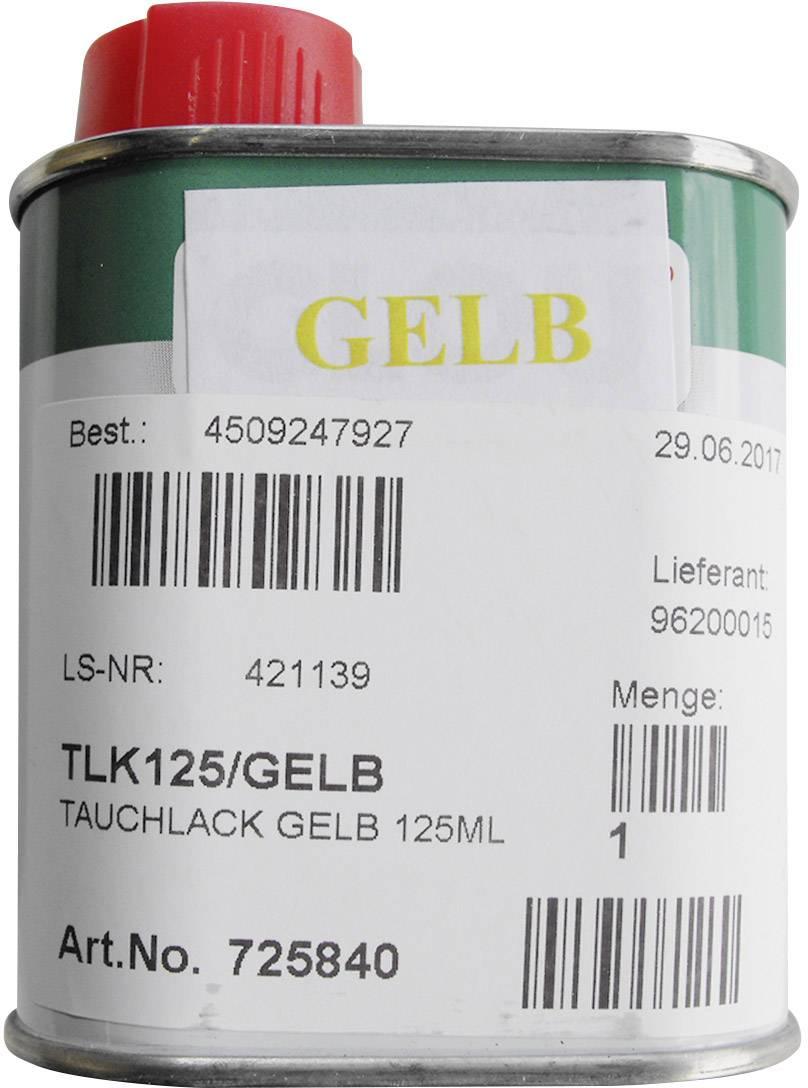 Žltá farba na žiarovky CLOU TLK250/GELB, 250 ml