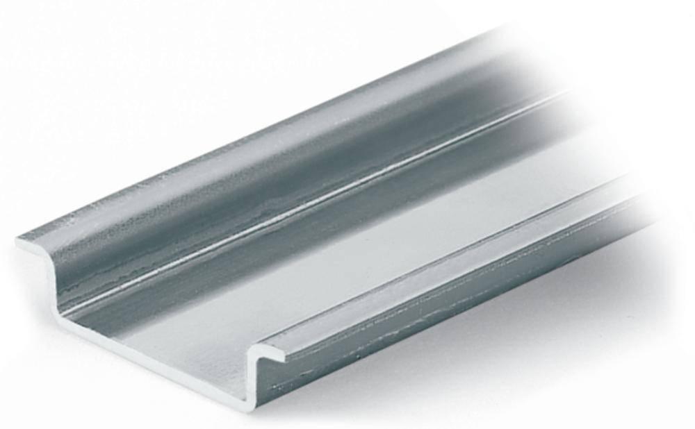 Ocel lištu, WAGO 210-113, 35 mm x 2000 mm x 7.5 mm , 10 ks