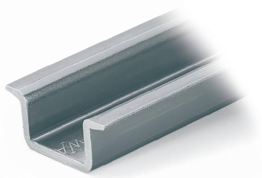 Ocel lištu, WAGO 210-118, 35 mm x 2000 mm x 15 mm , 10 ks