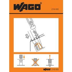 Manipulační nálepka, WAGO 210-183, 100 ks