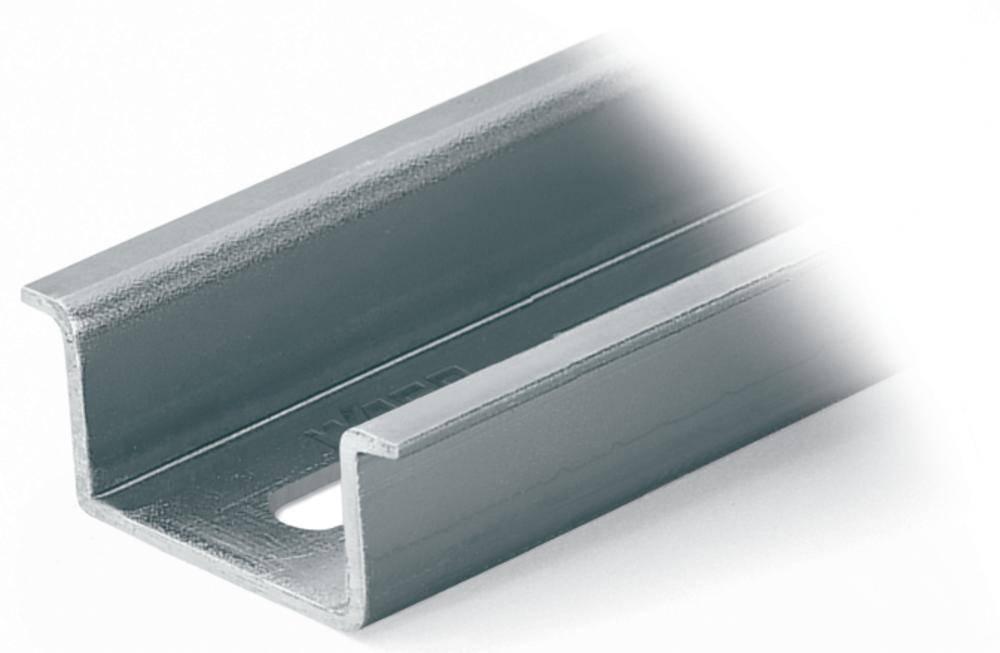 Ocel lištu, WAGO 210-197, 35 mm x 2000 mm x 15 mm , 10 ks