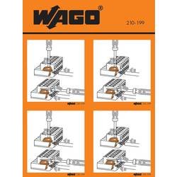 Stickers for operating instructions, WAGO 210-199, 100 ks