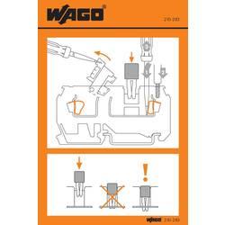 Manipulační nálepka, WAGO 210-283, 100 ks