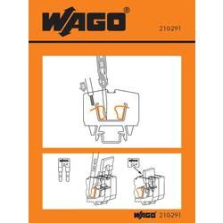 Manipulační nálepka, WAGO 210-291, 100 ks