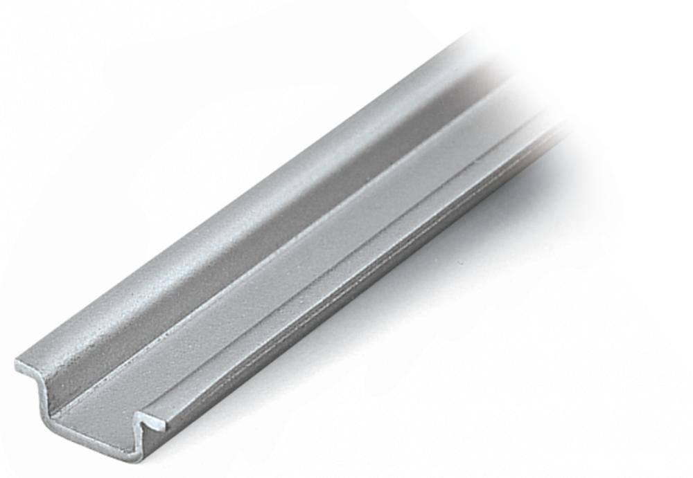 Nosná lišta, WAGO 210-296, 15 mm x 2000 mm x 5.5 mm , 10 ks
