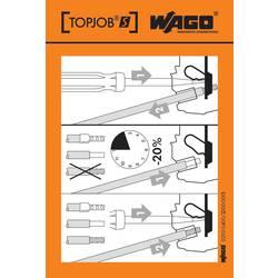Manipulační nálepka, WAGO 210-400/2000-001, 100 ks