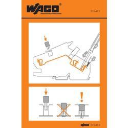Manipulační nálepka, WAGO 210-413, 1000 ks