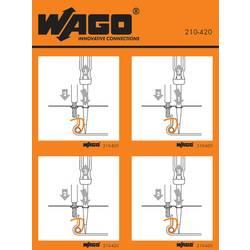 Manipulační nálepka, WAGO 210-420, 100 ks