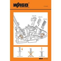Manipulační nálepka, WAGO 210-423, 100 ks