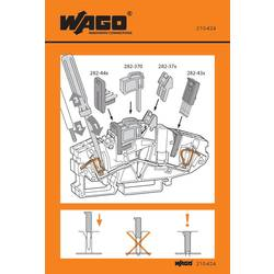 Manipulační nálepka, WAGO 210-424, 100 ks
