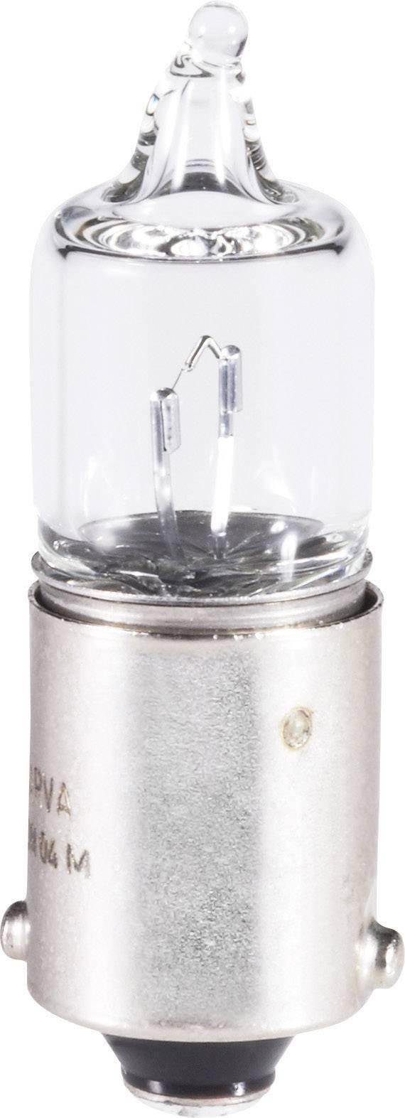 Miniatúrna halogénová žiarovka TRU COMPONENTS 12 V, 10 W, 833 mA, 1 ks