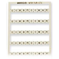 Miniature WSB quick marking system, WAGO 248-474, 5 ks