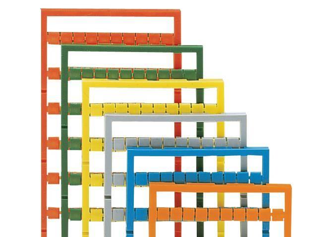 Štítek pro Mini WSB rychlý štítkovací systém, WAGO 248-501/000-017, 5 ks