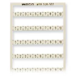 Miniature WSB quick marking system, WAGO 248-502, 5 ks