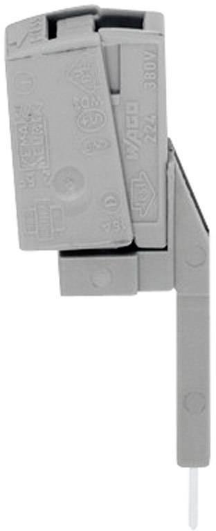 Mostík pre svorkovnice WAGO, WAGO 2009-182, 19.29 mm x 48.25 mm , 1 ks