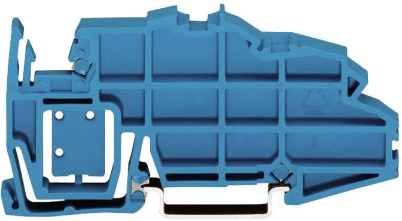 Rozvodná svorkovnica WAGO 821-104, sivá, modrá, zelenožltá, 1 sada