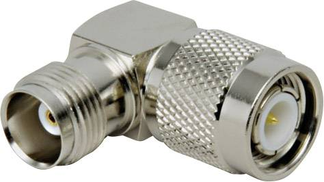 TNC adaptér TNC zástrčka - TNC zásuvka BKL Electronic 0405071, 1 ks