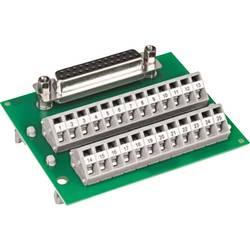 Modul D-SUB konektoru se svorkovnicí WAGO 289-458, 0.08 - 2.5 mm² , 37pól.