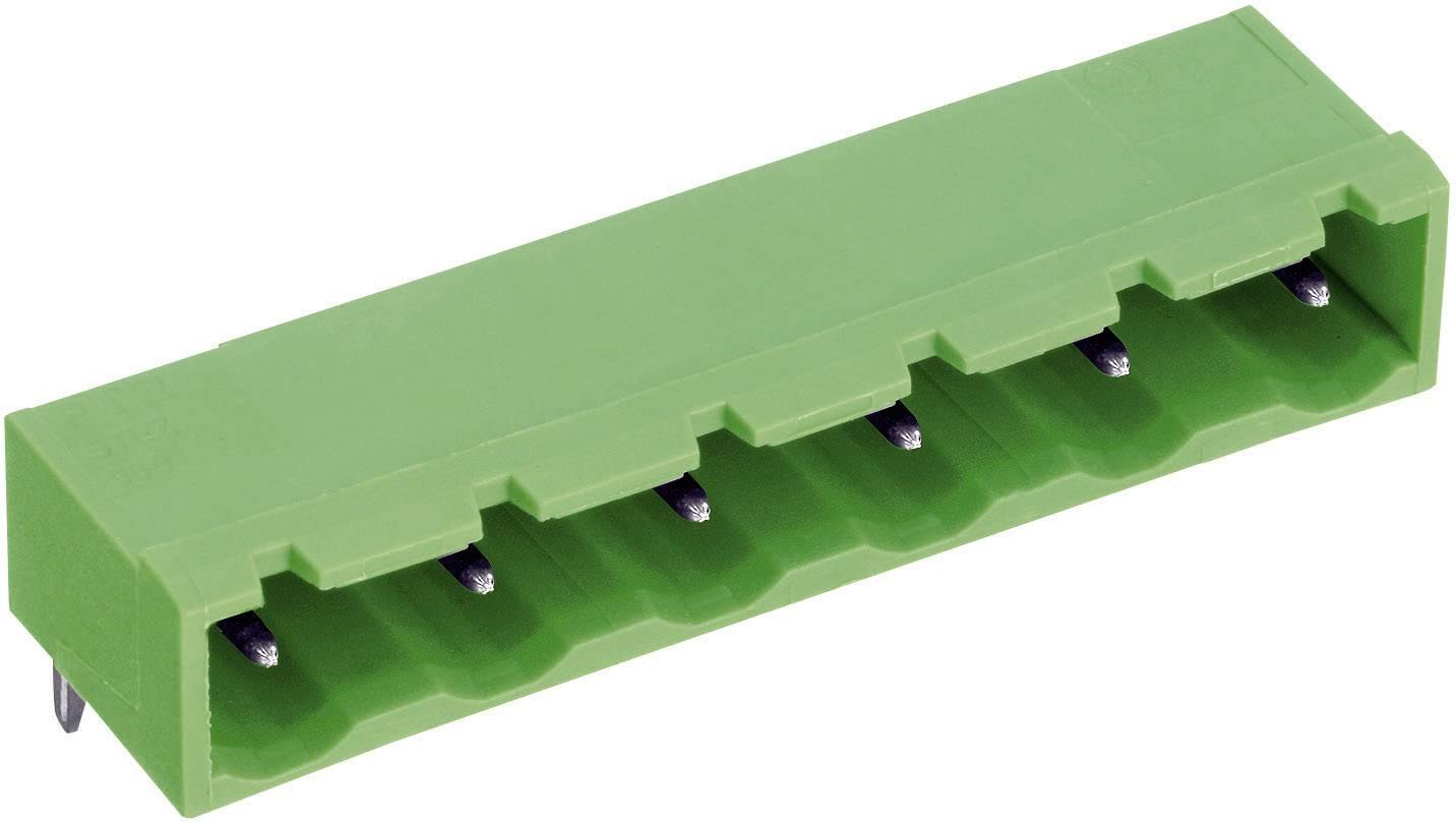 Konektor do DPS PTR STLZ960/6G-7.62-H 50960065021D, 45.72 mm, pólů 6, rozteč 7.62 mm, 1 ks