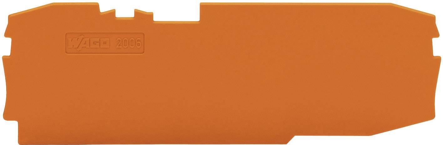 Mostík pre svorkovnice WAGO, WAGO 2006-1692, 1 ks