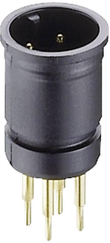 Vestavný zástrčkový konektor pro senzory - aktory Lumberg Automation RSE 4 11609, 1 ks
