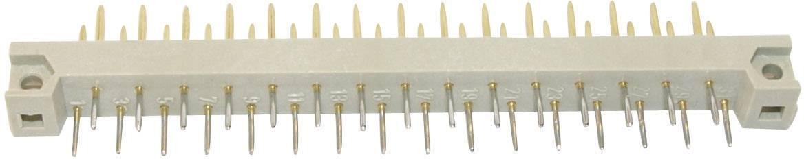 Kolíková lišta Conec 101E10019X, počet kontaktov 13, Počet riadkov 2, 1 ks