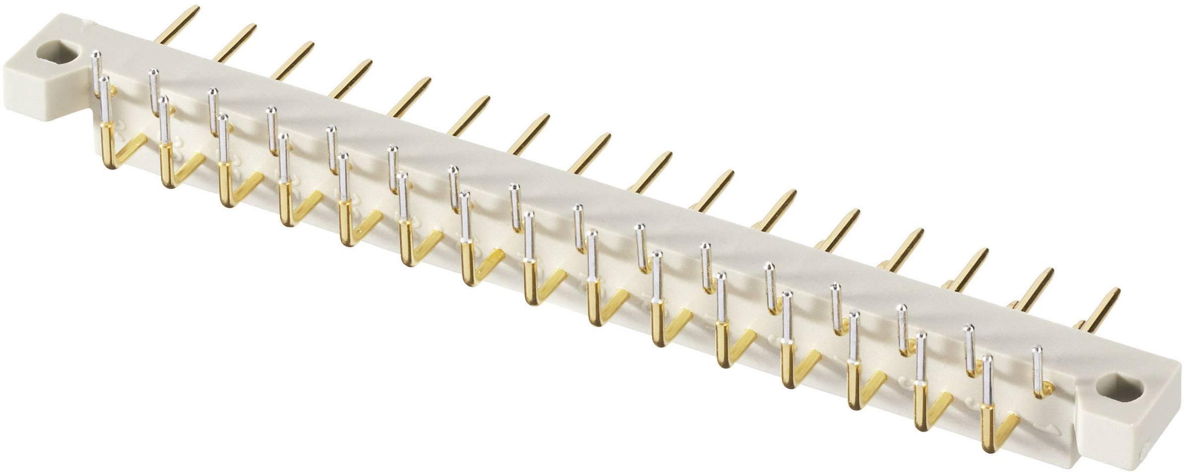 Kolíková lišta Conec 101E10119X, počet kontaktov 31, Počet riadkov 2, 1 ks