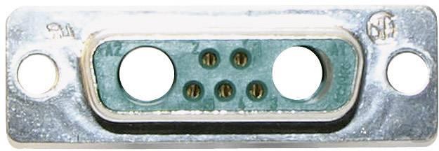 D-SUB zdířková lišta Conec 3007W2SCM99A10X, 15 pin