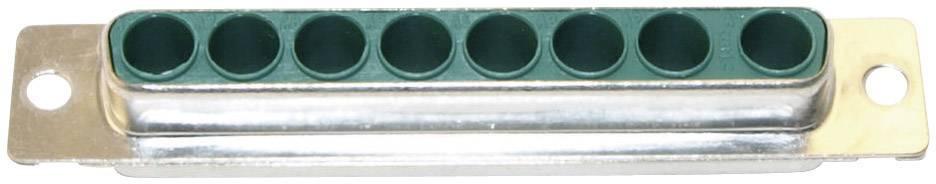 D-SUB hybridný konektor Conec 3008W8SXX99A10X, 180 °, spájkovaný konektor, 1 ks
