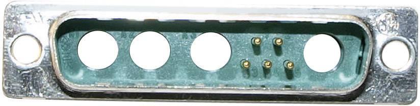 D-SUB kolíková lišta Conec 3009W4PCM99A10X, 25 pin, 180 °