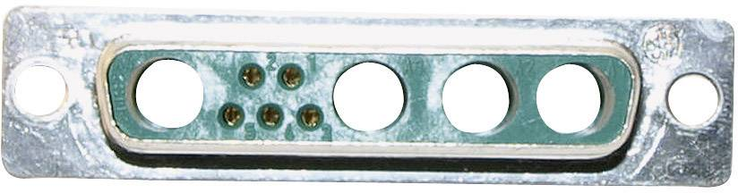 D-SUB zdířková lišta Conec 3009W4SCM99A10X, 25 pin