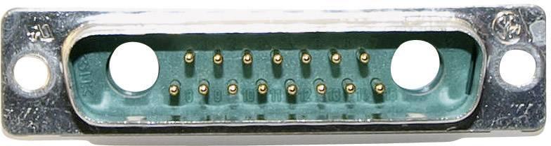 D-SUB kolíková lišta Conec 3017W2PCM99A10X, 25 pin, 180 °