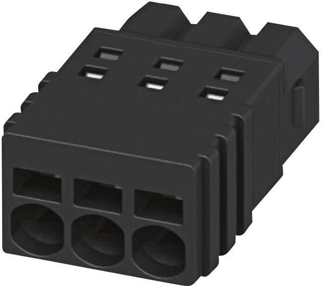 Mini konektor Phoenix Contact PTSM 0,5/ 3-P-2,5 (1778845), AWG 24- 20, černá