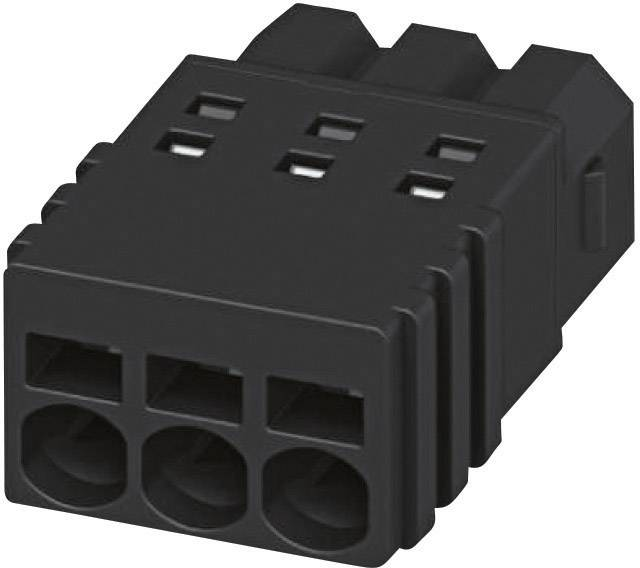 Mini konektor Phoenix Contact PTSM 0,5/ 4-P-2,5 (1778858), AWG 24- 20, černá