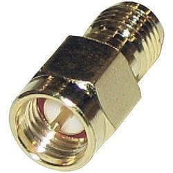 SMA zástrčka / SMA Reverse zásuvka BKL Electronic 419102, 50 Ω, adaptér rovný
