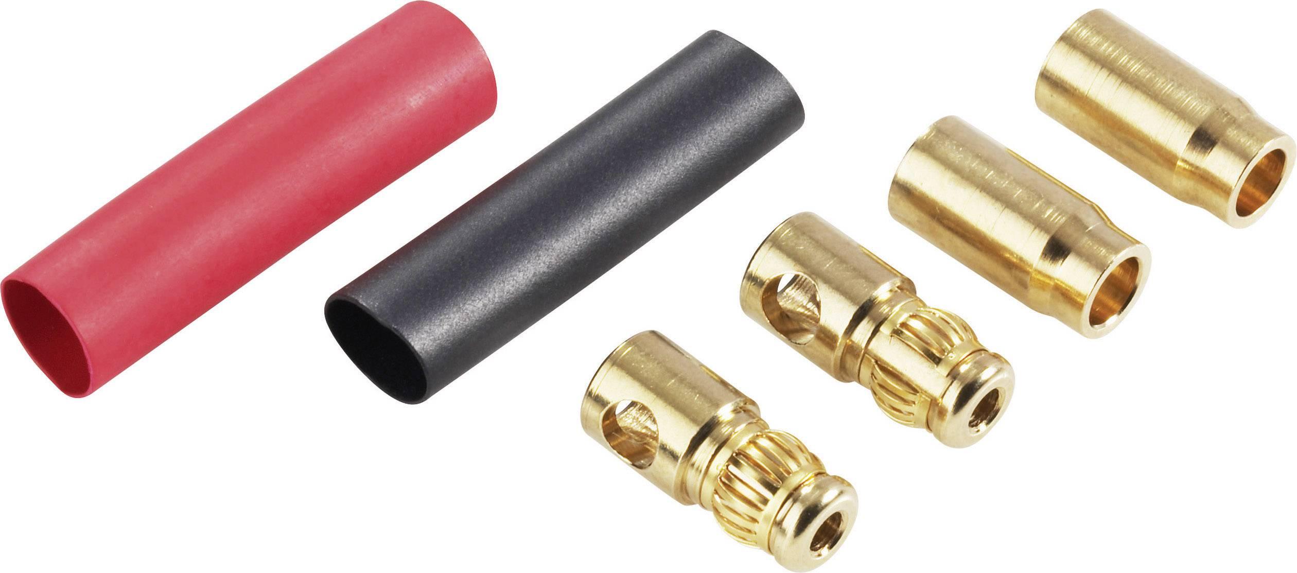 Zástrčkový systém so zlatými konektormi DS 6