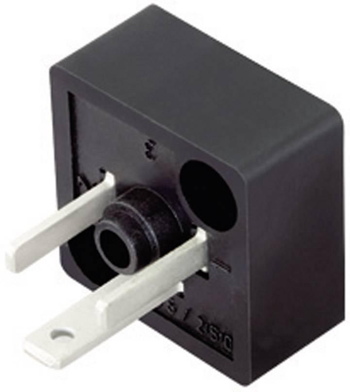 Magnetická ventilová propojka Binder 43-1905-000-03, černá