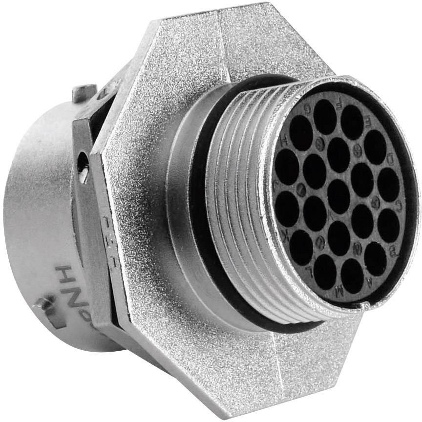 Přístrojový konektor série RT360™ Amphenol RT0716-19PNH 13 A, poniklovaný, 1 ks