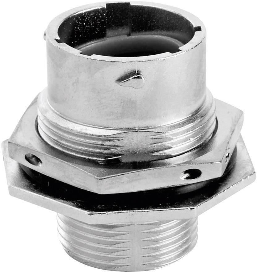 Přístrojový konektor série RT360™ Amphenol RT0714-4PNH 23 A / 13 A, poniklovaný, 1 ks