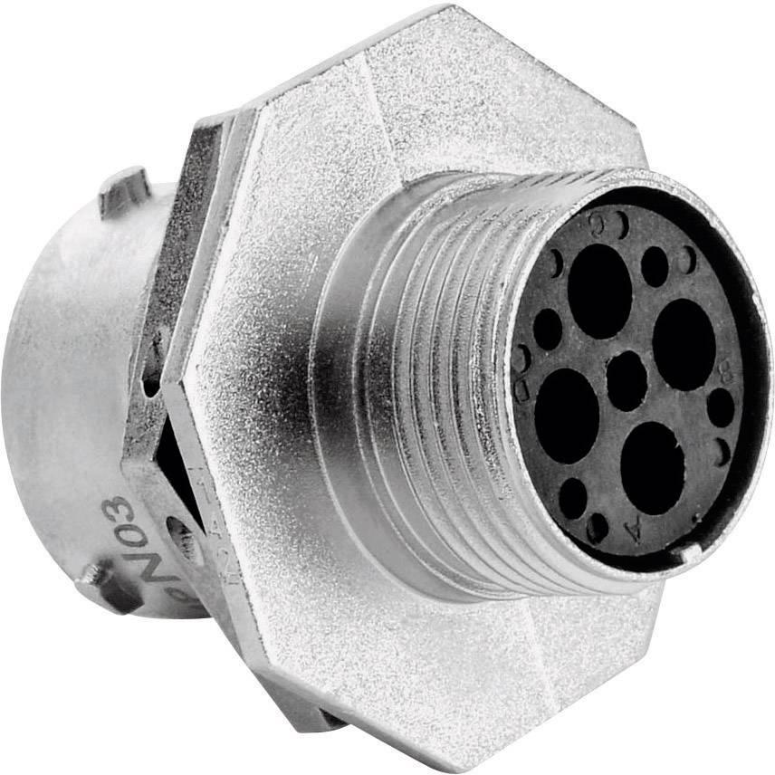 Přístrojový konektor série RT360™ Amphenol RT0714-4PNH 23 A / 13 A, termoplast, 1 ks