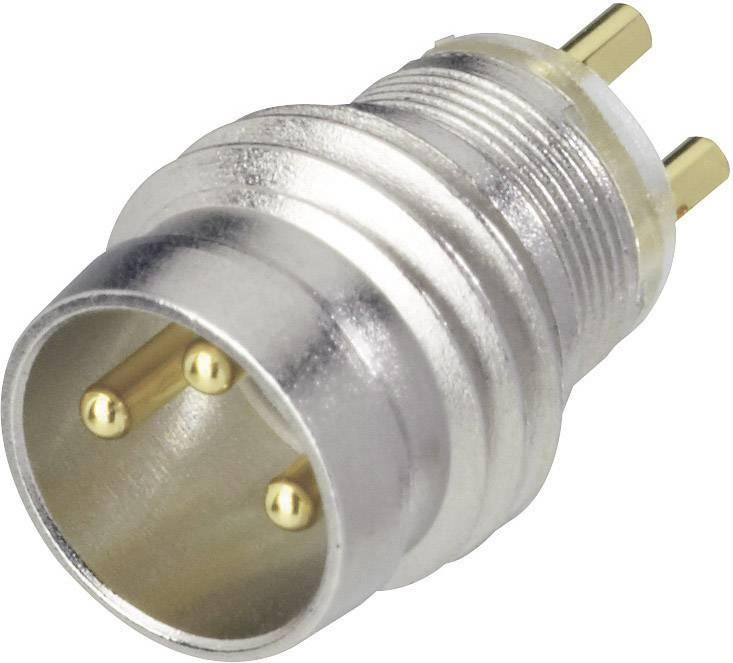 Vestavný zástrčkový konektor pro senzory - aktory Hirschmann ELST 3308 RV KH 933 392-001, 1 ks