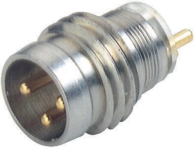 Vestavný zástrčkový konektor pro senzory - aktory Hirschmann ELST 3308 RV KM 933 391-001, 1 ks