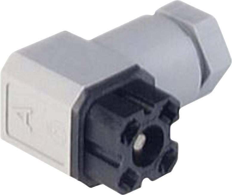 Propojka série G Hirschmann G 30 W 3 F grau/grey (935 980-003), šedá