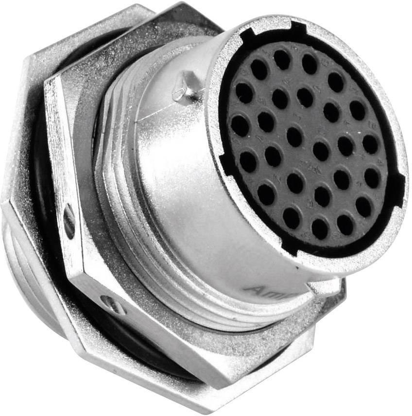 Přístrojová zásuvka - série RT360™ Amphenol RT0716-26SNH 5 A, poniklovaný, 1 ks
