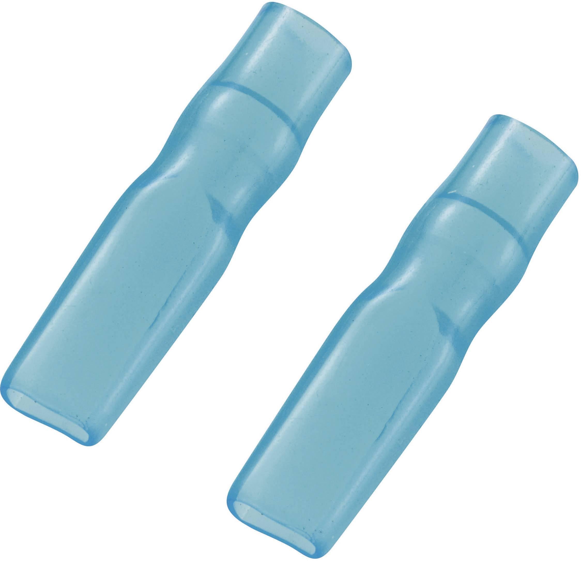 Izolačné puzdro z PVC pre ploché konektory 2,8 mm
