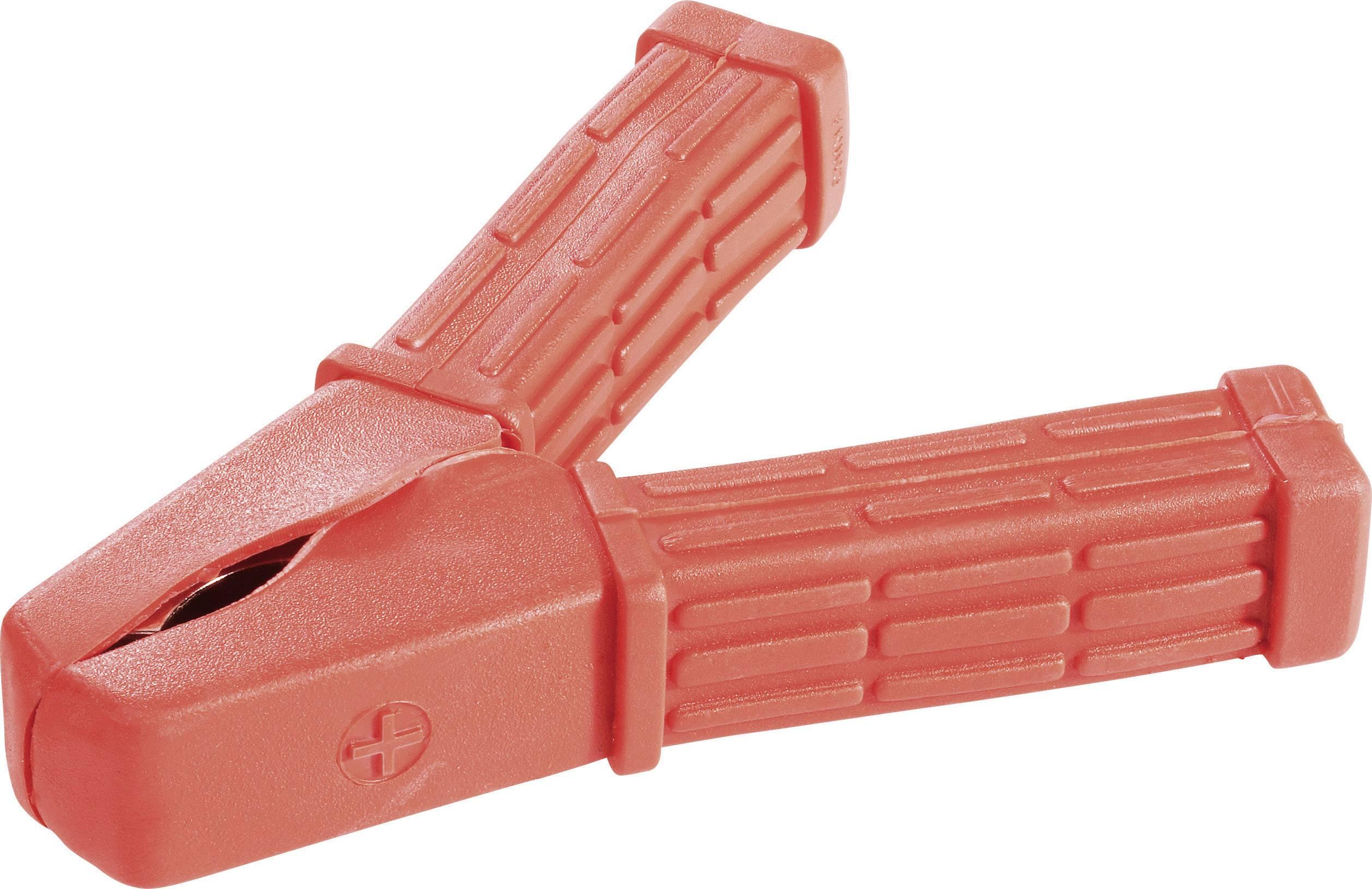 Krokosvorka 150A 735745, 150A/30 V, červená