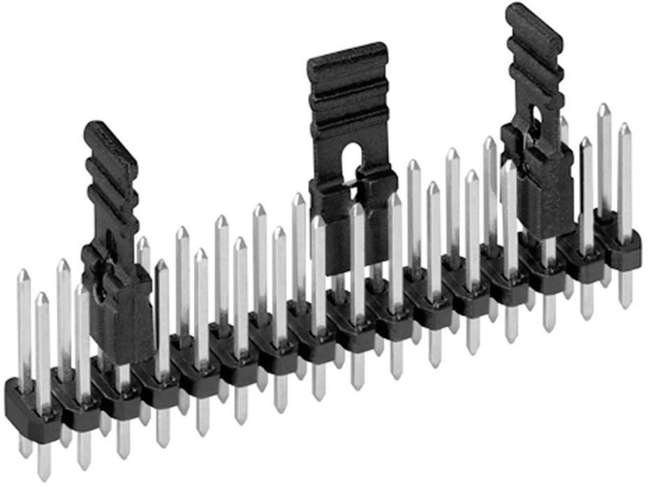 Můstkový Jumper Fischer El. CAB 15 G, 1,27 mm, černá
