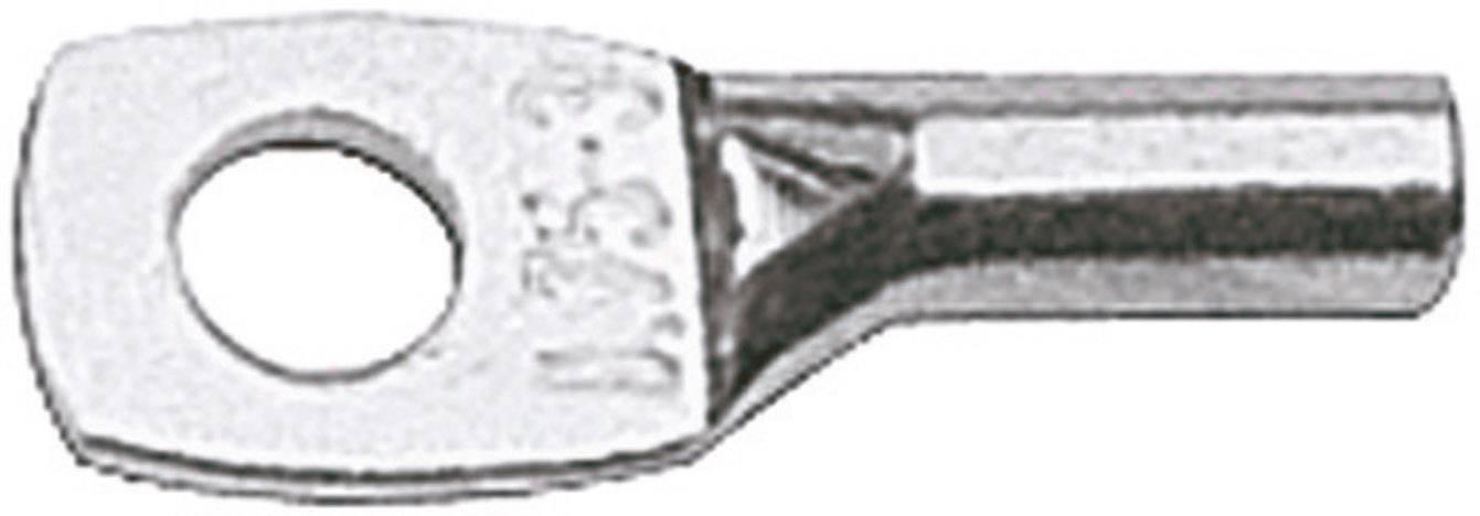 Kabelové očko s otvorem Klauke 93R4, 180°, M4, 2,5 mm², Ø: 4,3 mm